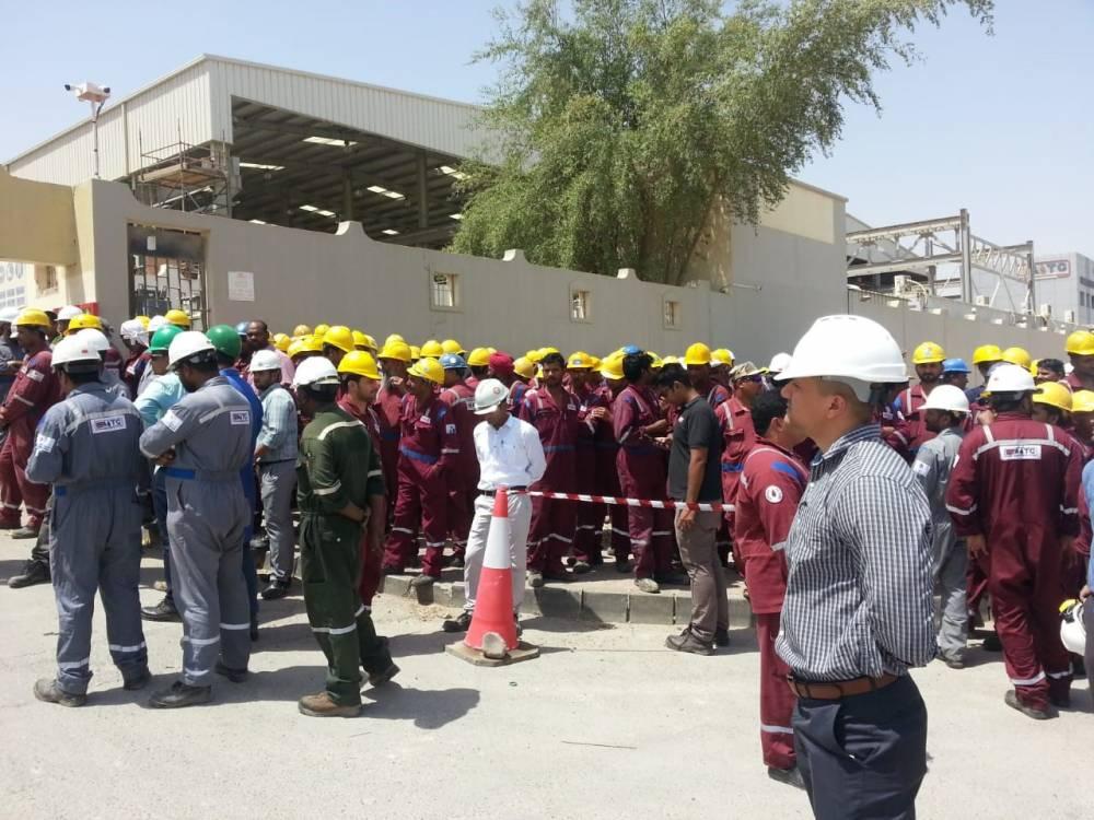 Advanced Oilfield Technology Co.LLC successfully conducts emergency evacuation Mock Drill
